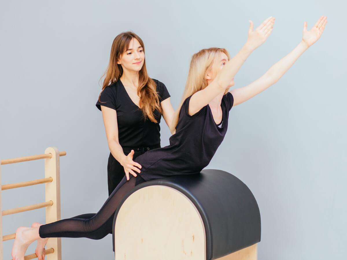 Forfait découverte Pilates - Cours privés tarifs réduit Lausanne