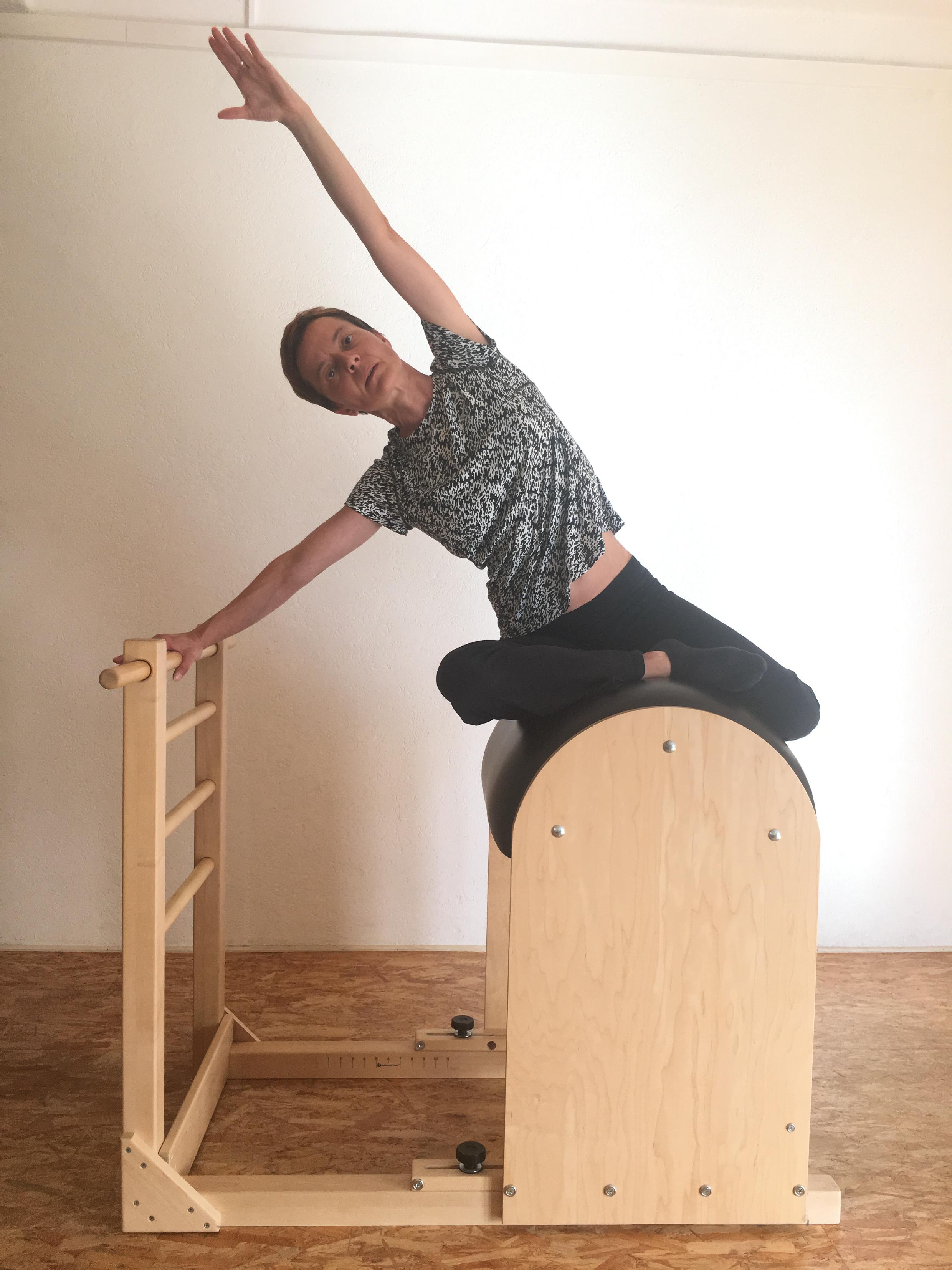 Estelle Héritier - Studio Pilates Lausanne