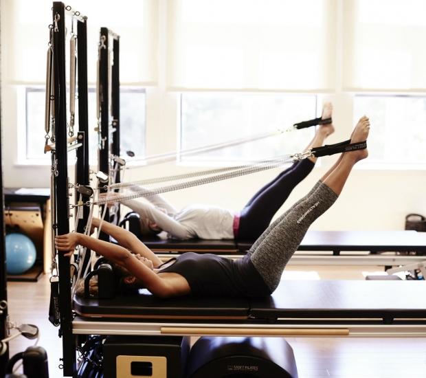 Cours semi-privé et cours privé Pilates Machine